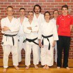 Karate: Prüfung zum 8. Kyu